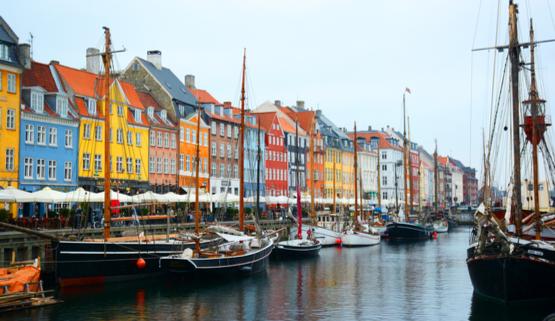 Copenhagen city image